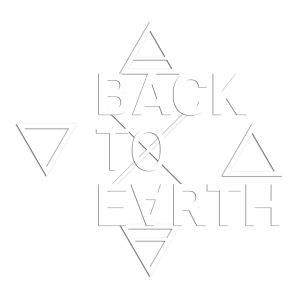 Back to Earth Logo elements-SQ3-WT