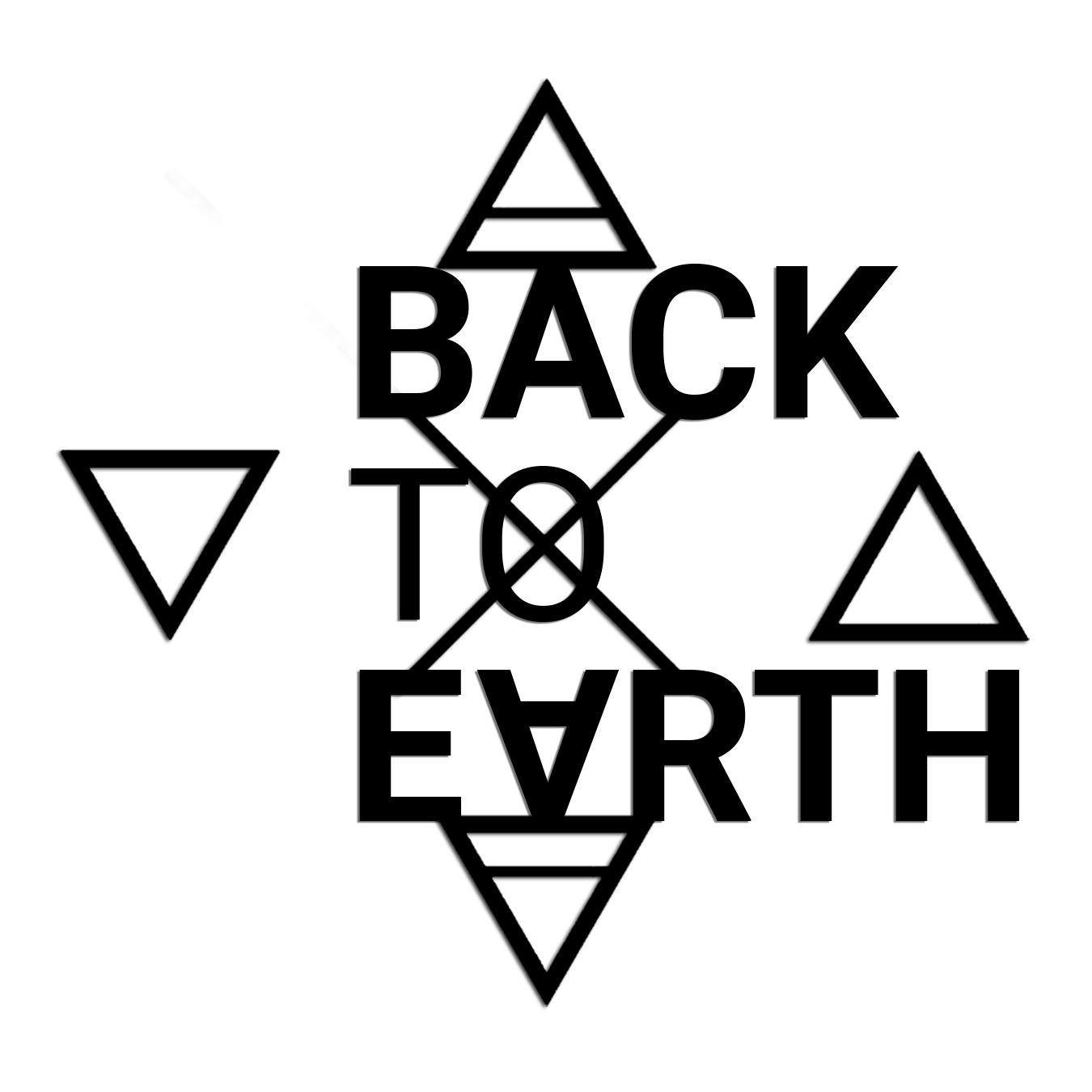 Back to Earth Logo elements-SQ3